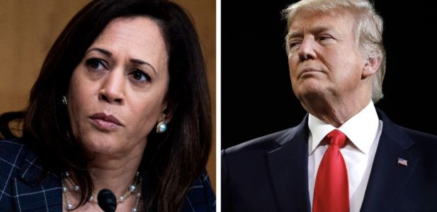 Trump Campaign Unveils Insulting Nickname For Kamala Harris After VP Announcement