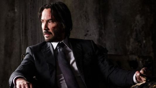 The Grace Period is Over in New John Wick: Chapter 3 Banner
