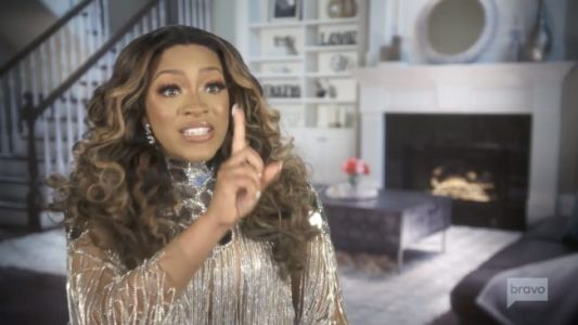 Drew Sidora Defends Wearing Native American Attire Due To Tribal Heritage After Kenya Moore Claims Of Cultural Appropriation