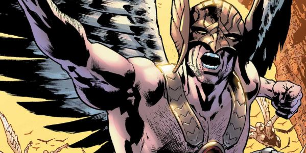 Dwayne Johnson's Black Adam Movie May Have Found Its Hawkman