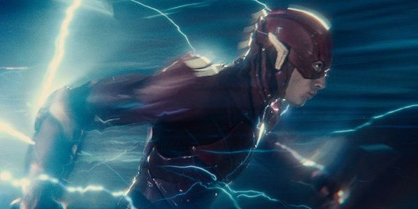 Zack Snyder Shares Flash-Centric Snyder Cut Footage, And Now I'm Just Ready For The Flash Movie
