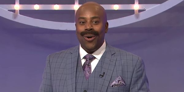 How Steve Harvey Responded After Kenan Thompson Started Impersonating Him On SNL