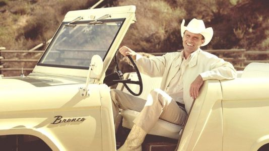 John Bronco Teaser Introduces Walton Goggins as the Greatest Ford Pitchman
