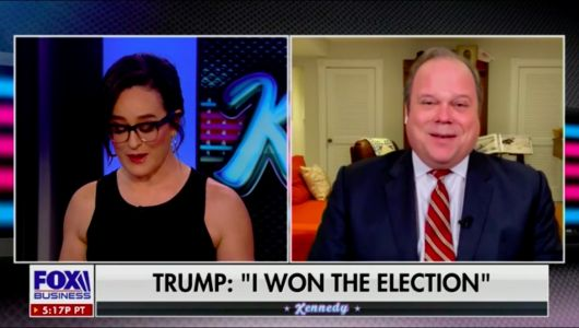 Fox News Digital Politics Editor Chris Stirewalt, Who Defended Network's Early Arizona Call, Laid Off After Months-Long Exile From Air
