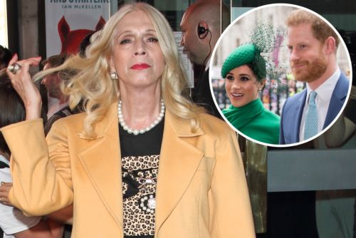 Lady Colin Campbell calls Prince Harry 'pathetic' in new tell-all