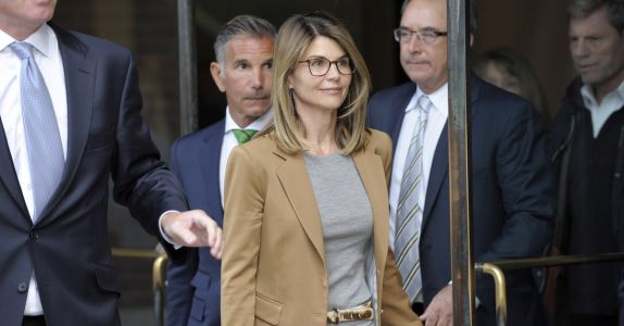 Lori Loughlin Released From Prison After 2 Month Sentence For College Bribery Scandal