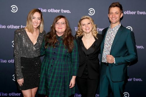 'SNL' cast helps former writers celebrate new Comedy Central show