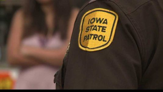 Iowa State Patrol trooper in critical condition after crash