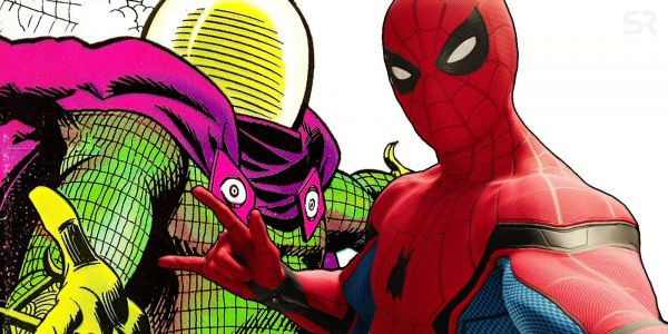 Spider-Man & Mysterio Team Up Against Elementals in Far From Home