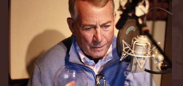John Boehner Goes Wildly Off-Script in Audio Version of His Memoir: 'Oh, and Ted Cruz, Go F*ck Yourself'
