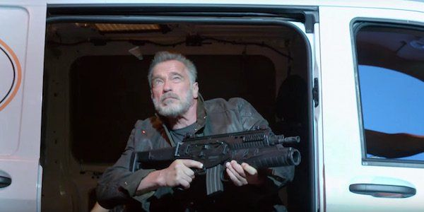 New Terminator: Dark Fate Behind-The-Scenes Video Delves Into The '10X Bigger' Action