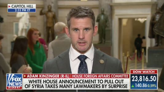 Republican Congressman Hits Trump Hard on Twitter for Teaming Up With Kim Jong Un to Bash Biden