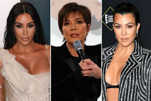 Kris Jenner tells Kim and Kourtney to 'grow up' after 'KUWTK' fight