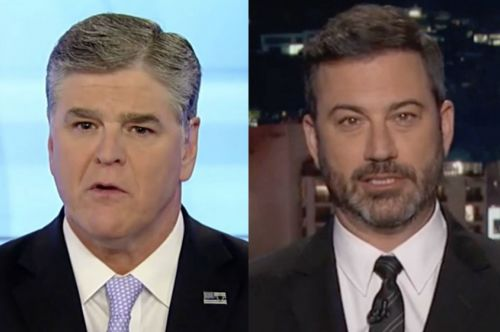 Jimmy Kimmel Urges Followers to Listen to Arch-Nemesis Sean Hannity For Lake of the Ozarks Segment
