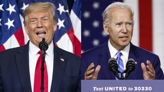 How Trump, Biden are Preparing for the First Presidential Debate