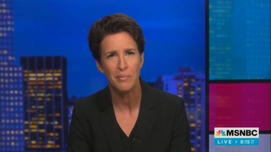 Rachel Maddow Makes Prime Time Comeback with Demo Viewers in Monday Ratings