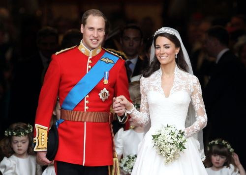 9 Surprising Gifts Kate Middleton and Prince William Received on Their Wedding Day