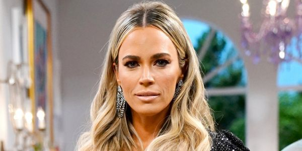 Real Housewives' Teddi Mellencamp Conceived Baby Naturally
