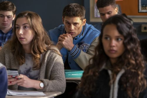 13 Reasons Why: A Quick Reminder That Monty Is Out of the Picture