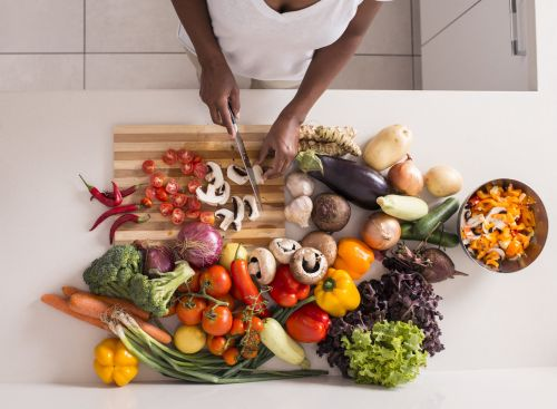 Yes, You Can Get Protein From Veggies - but Read This RD's Advice Before You Start Cooking