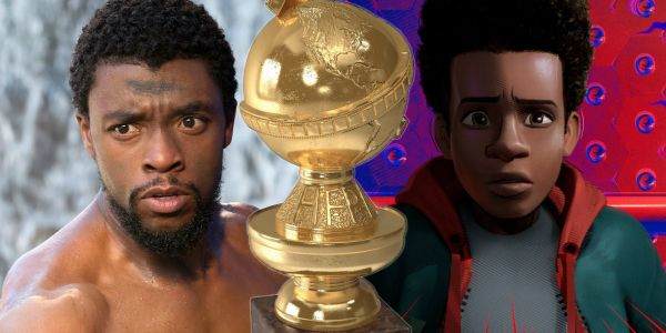 Black Panther & Into the Spider-Verse Land Golden Globe Nominations