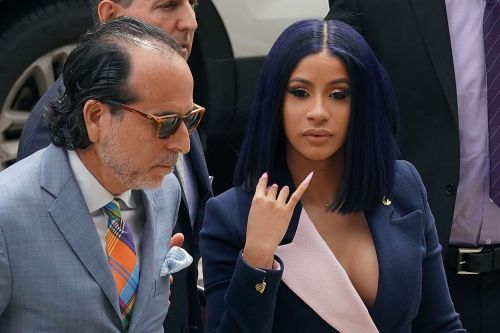 Cardi B 'muscle' busted for selling crack: feds