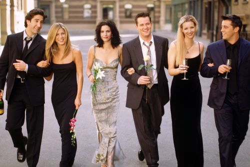 Matthew Perry post-and-deletes BTS photo of 'Friends' reunion