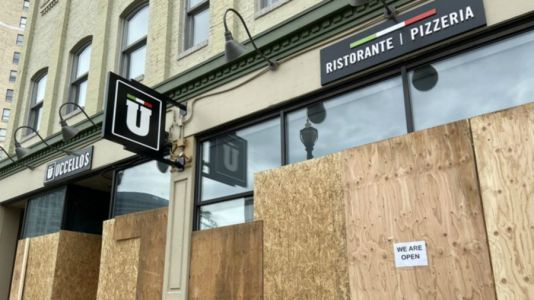 Small businesses remain community-focused despite damage