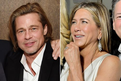 Jennifer Aniston and Brad Pitt attend same SAG Awards 2020 afterparty