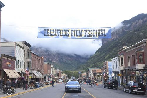 Telluride Film Festival Cancelled Due to Pandemic