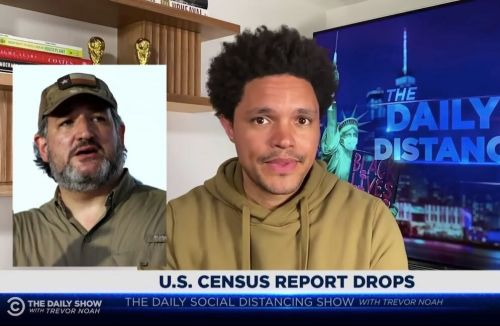 Trevor Noah and Ted Cruz Face Off on Twitter Following Daily Show Segment About 2020 Census