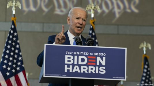 Biden to stump in Grand Rapids Friday