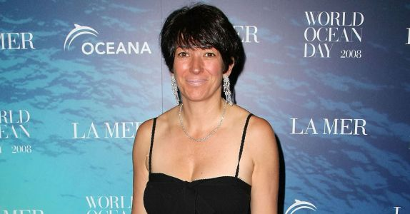 NY Post Cover Begs: Keep Epstein's Girlfriend Ghislaine Maxwell Alive!