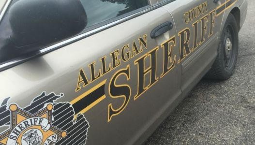 One man dead after two car crash in Allegan county
