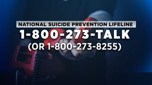 GR counselor works to raise awareness during National Suicide Prevention Month