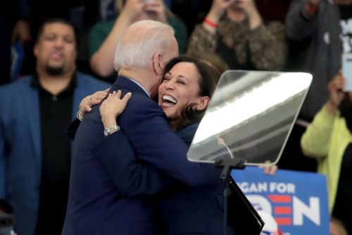 Photo Gallery: Meet Biden's VP choice Kamala Harris