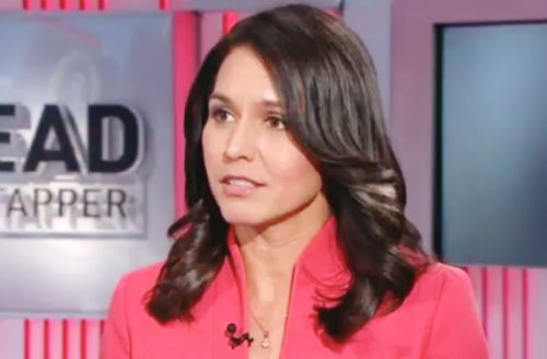 Tulsi Gabbard Stokes Feud With Hillary Clinton in New Video: 'Your Foreign Policy Was a Disaster.Step Down From Your Throne'