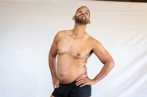 Will Smith Posts Unflattering Shirtless Photo to Announce Plans on 'Getting His Groove Back' in New YouTube Series