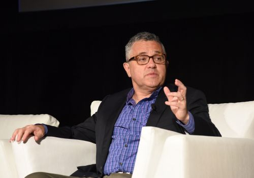Jeffrey Toobin Reportedly Suspended From The New Yorker For Exposing Himself During Staff Zoom Call