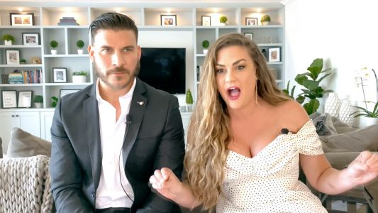 Jax Taylor And Brittany Cartwright Announce Exit From Vanderpump Rules