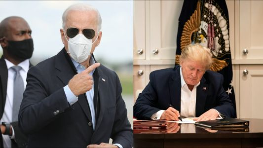 JUST IN: Biden Crushes Trump by 16 Points, Hits 57 Percent in CNN Poll Taken During Trump's Personal Covid Crisis