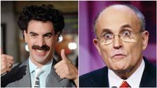 Rudy Giuliani's 'Borat 2' Moment Is Not 'Revenge Porn': Legal Analyst