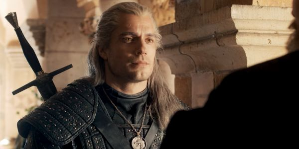 The Witcher Star Reveals Henry Cavill's Gorgeous Wrap Gift To The Cast