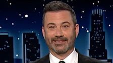Kimmel Taunts 'President Snowflake' Trump Over TV Attack: 'Can't Take A Joke!'