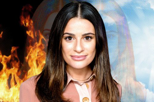 Can Lea Michele's 'mean girl' behavior be forgiven?