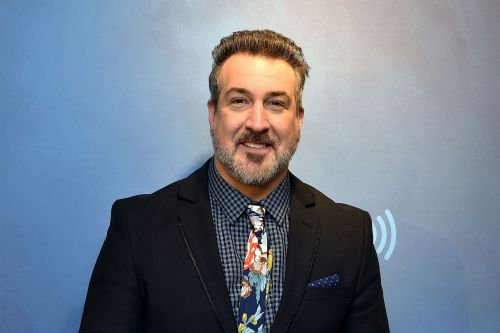 Joey Fatone didn't like lying about 'Masked Singer'