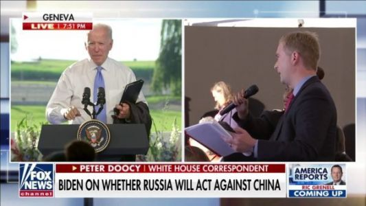 Peter Doocy: It Was 'New' To Hear Biden Say He Isn't Friends With China's Xi Jinping After Touting Their Friendship On The Campaign Trail