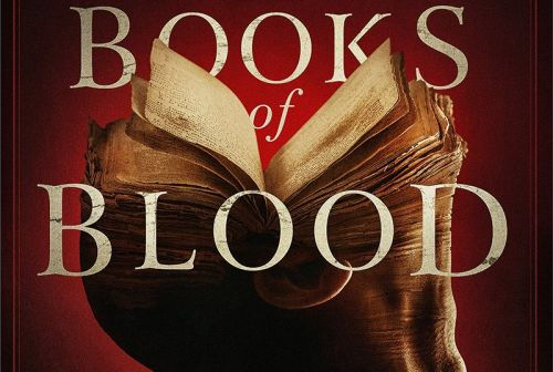Hulu Unveils Premiere Date & Key Art for Books of Blood