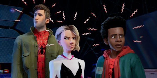 Shameik Moore & Jake Johnson Interview: Into the Spider-Verse