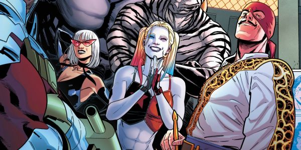 DC's New Suicide Squad Gets Bloody in First Preview | Screen Rant